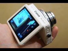 Canon Refines Its Quirky Square Pocket Camera For The PowerShot N2