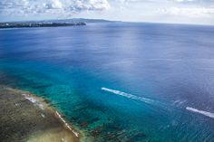 Go North! A Guide to Guam's Northern Sights Palm Garden, Best Snorkeling, Take Shelter, Exotic Beaches, Shade Trees, Guam, White Sand Beach, Pacific Ocean, Capital City