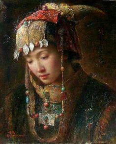 Tang Wei Min - Silk Road VIII                                                                                                                                                                                 Más