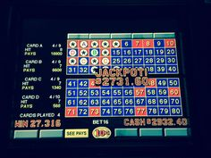 4 card keno strategy 7 numbers restaurant menu