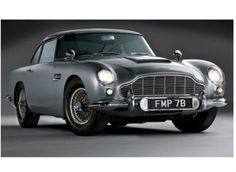 "Aston Martin DB5 in Goldfinger, 1964, Thunderball, 1965, and Skyfall, 2012      The most iconic Bond car needs little introduction. The Aston Martin DB5 is possibly the most famous car in the world. A version of the Bond DB5, driven by Sean Connery in ""Goldfinger,"" was sold by RM Auctions in London for 2.9 million pounds in October 2010."