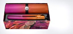 Join the fight against breast cancer with the limited edition ghd V coral styler gift set.