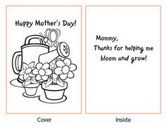 Mothers Day Printables Mothers Day Coloring Pages Coupons And - Free mother's day card templates