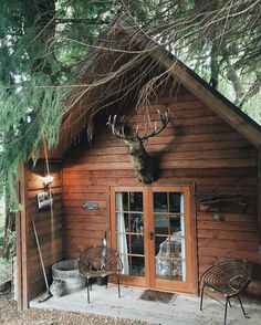 Queenstown, New Zealand Submitted by Ainsley Henry #cabinporn