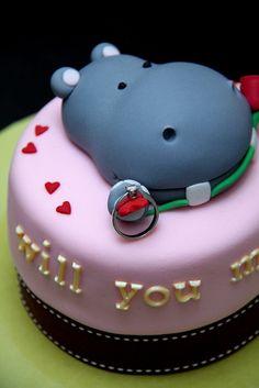will u marry me? by weennee, via Flickr