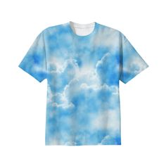 Cloud T-Shirt - Available Here: http://printallover.me/collections/sondersky/products/0000000p-cloud-19