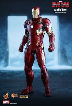 Iron man Mark 46 (Civil War)