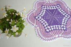 LiteVirkning Crochet Doilies, Crochet Top, Crochet Earrings, Women, Crocheting, House, Fashion, Threading, Crochet