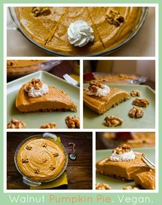 You guys know I've posted more than a few vegan pumpkin pie recipes over the years. (Some of my favorites in here.. 25 Favorite Pumpkin Rec...