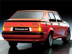 Alfa Romeo Alfa 75 America 3.0