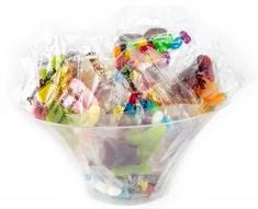 Easy & Hygenic Lolly Bowl Options - PromoLollies.co.nz Confectionery, Icing, Easy, Desserts, Food, Tailgate Desserts, Deserts, Essen, Postres