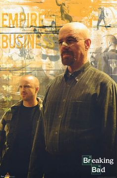 Breaking Bad Walter and Jesse Yellow Collage TV Show Poster 22x34 http://giftmetoday.com/index.php?c=6342&x=Artwork