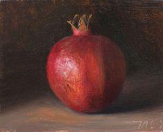 Pomegranate  by Julian Merrow-Smith