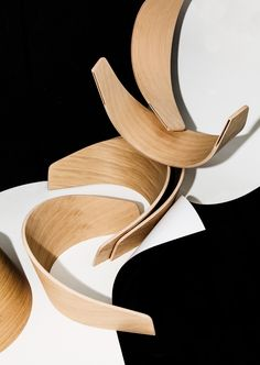 ronda chair / design + art direction lievore altherr molina / foto Salva Lopez