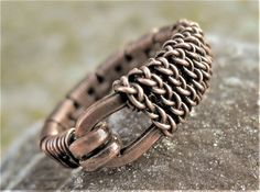 Items similar to Copper wire ring - Copper belt ring - Mens copper ring - Womens copper ring - Oxidized copper ring - Braided vintage copper ring on Etsy Wire Jewelry Rings, Boho Rings, Copper Jewelry, Jewelery, Jewelry Logo, Diamond Jewelry, Copper Rings, Copper Wire, Copper Bracelet
