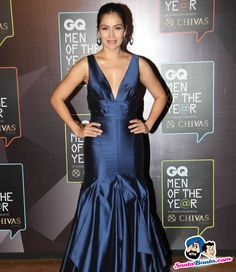 GQ Men of The Year Awards 2015 -- Waluscha D'Souza Picture # 318549