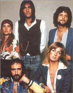Fleetwood Mac   A FAVORITE OF MINE FOR ALL TIME---and HOW is it that Lindsey Buckingham remains so sexy and timeless? Musical genius AND yummy.
