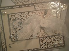 Happy Wedding Day Handmade Wedding Card by ComingUpCrafts