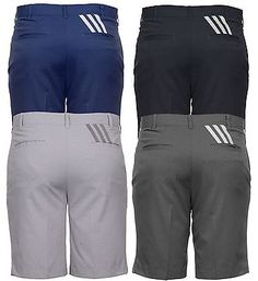 """new 2016"" #adidas #puremotion®️️ climalite 3-stripe mens golf shorts all #colours,  View more on the LINK: 	http://www.zeppy.io/product/gb/2/231496248449/"