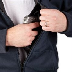 Hoodie with Secret Gun Compartment http://www.nrastore.com/nrastore/ProductDetail.aspx?c=11=CO+635=e