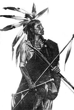 I love Native Americans! :D (My Ancestors, they are!) haha!