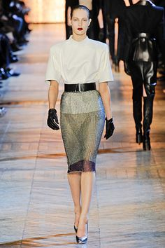 Yves Saint Laurent »  Fall 2012 RTW »