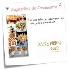 Sugestão Casamento Passion Gold # 29!
