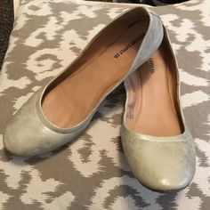 outlet cheapest price andfoot Gold Flats sale reliable free shipping official outlet pictures gXZLWFiOj