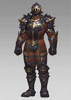 ArtStation - armor1, sueng hoon woo
