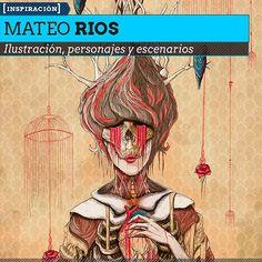 Ilustración, personajes y escenarios de MATEO RIOS. Un buen portafolio de ilustración desde Medellín.  Leer más: http://www.colectivobicicleta.com/2013/05/Ilustracion-de-MATEO-RIOS.html#ixzz2SwVEu0TH