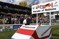 Holland Day at the Spruce Meadows 'Masters' #ExperienceSM #MastersSM