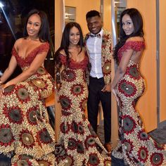 African Fashion Is Hot African Inspired Fashion, African Print Fashion, Africa Fashion, African Prints, African Wear, African Attire, African Women, African Prom Dresses, African Fashion Dresses