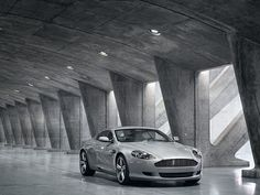 Widescreen aston martin db9 backround (Elton Kingsman 1600x1200)