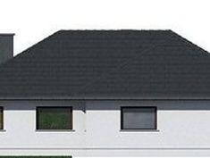 DOM.PL™ - Projekt domu DPS Indiana CE - DOM DPS1-38 - gotowy koszt budowy Indiana, Floor, House, Home, Haus, Floors, Houses, Flooring