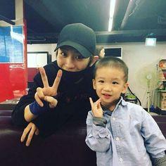 Два малыша #exo #chanyeol #cute