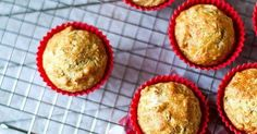 """Store bought treats are fine for your pup most of the time, but admit it, it feels better giving them fresh, healthy treats that you make yourself. These apple and cheddar """"pup""""cakes are the perfect way to spoil your dog. The best part is how simple and quick these are to make! Peace of mind takes very little time! These also fit perfectly in these Paw Print Muffin Pans. Cute, and, most importantly, you won't get them mixed up with your own cupcakes! Buy Yours Today! These trea..."""
