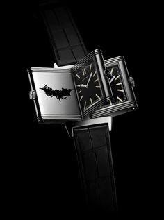 Jaeger-LeCoultre - Reverso - Batman Edition
