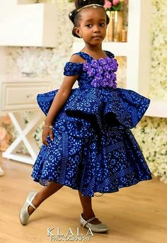 Pretty Hot Ankara Kids Collections - Ankara collections brings the latest high street fashion online Pretty Hot Ankara Kids Collections - Ankara collections brings the latest high street fashion online Baby African Clothes, African Dresses For Kids, African Print Dresses, Dresses Kids Girl, African Kids, Gowns For Kids, Girls, African Fashion Ankara, Latest African Fashion Dresses