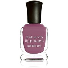 Deborah Lippmann Women's Sweet Emotion Nail Polish (65 PEN) ❤ liked on Polyvore featuring beauty products, nail care, nail polish, nails, beauty, makeup, purple, deborah lippmann nail color, deborah lippmann and deborah lippmann nail lacquer
