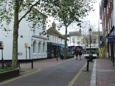 Bank Street, Ashford