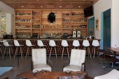 mexican restaurant decor | Food/Design: La Condesa