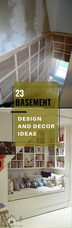 Basement Decor ! Tips For Styling Your Dream Basement #basementdecor #basementdesign