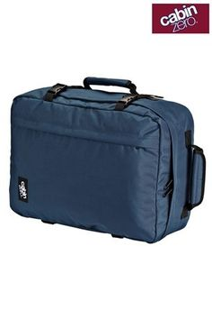Buy Cabin Zero® Navy Backpack from the Next UK online shop Latest Fashion For Women, Mens Fashion, Computer Bags, Next Uk, Travel Essentials, Uk Online, Travel Bags, Zero, Cases