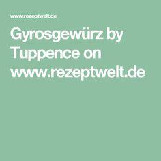 Gyrosgewürz by Tuppence on www.rezeptwelt.de
