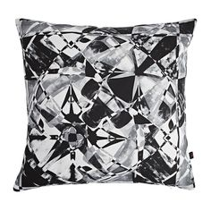 Discover+the+Amy+Sia+Fractured+Charcoal+Cushion+at+Amara