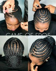 Flat Twist Hairstyles, Kids Braided Hairstyles, African Braids Hairstyles, Fancy Hairstyles, Black Hairstyles, Spiky Hairstyles, African Hair Braiding, Natural Cornrow Hairstyles, Wedding Hairstyles