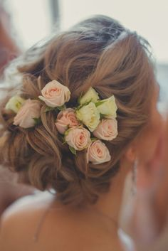 How to choose my hairstyle and my bridal makeup in 5 steps - La petite fluffette - Winter Fashion Wedding Hair And Makeup, Bridal Makeup, Bridal Hair, Hair Makeup, Hair Wedding, Super Short Hair, Braut Make-up, Bride Hairstyles, Hairstyle Ideas