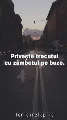 Ea priveste trecutul cu zambetul pe buze chiar dacă el e trebuitul ei şi inima ei inca sangereaza prin ranile lasate de el . Quotations, Hip Hop, Tumblr, Happy, Quotes, Ss, Calm, Change, Random