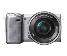 I seriously want this camera. NEX-5T Mirrorless Camera w/ 16-50mm lens