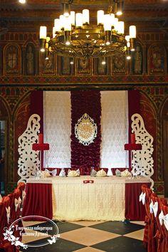 Свадьба в цвете Марсала. Замок Нессельбек, г. Калининград. Светлана Артова.